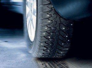 Фото шипованных зимних шин для кроссовера, kolesa.ru