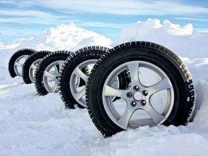 На фото - зимние покрышки, avtomotoprof.ru