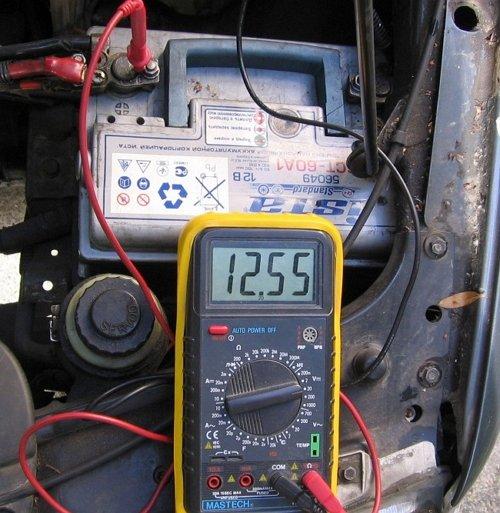 Фото №25 - ВАЗ 2110 проверка регулятора напряжения