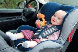 Фото автокресла для ребенка на переднее сиденье автомобиля, skidka.ua
