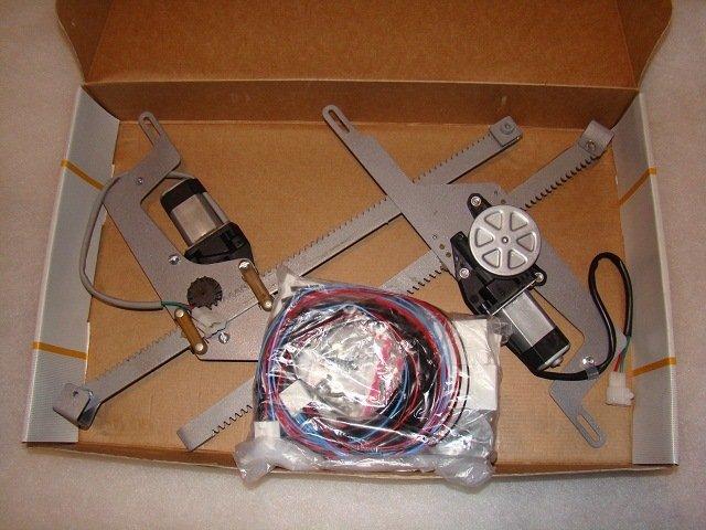 электростеклоподъемники на азлк 2141 своими руками