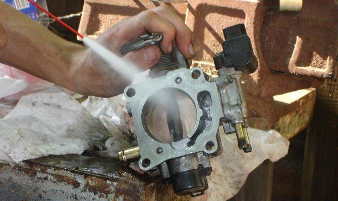 Фото №26 - дроссельная заслонка ВАЗ 2110 ремонт