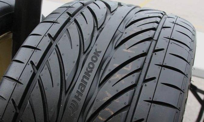 Широкие летние шины