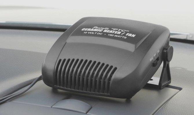 Мобильный кондиционер для автомобиля