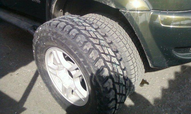 Увеличение диаметра колеса