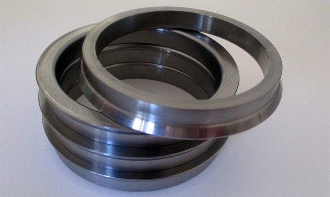 Специальные установочные кольца