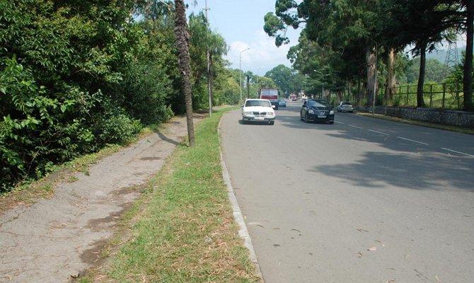 Объезд транспортного средства с правой стороны