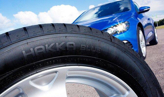 Резина для лета «Hakka Blue»