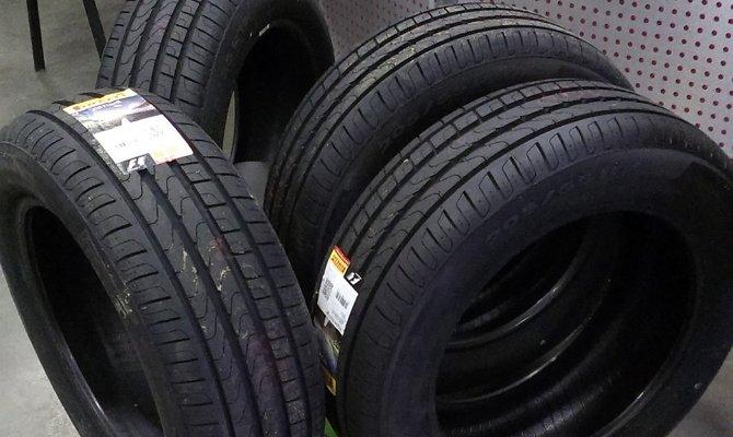 Итальянские шины «Pirelli Cinturato P7»