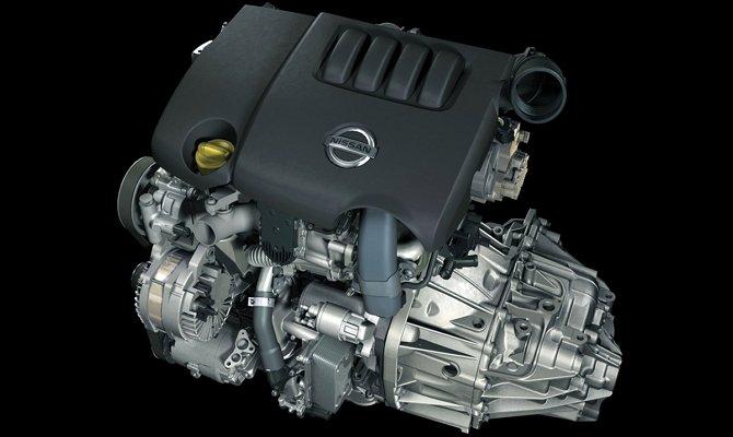 Дизельный двигатель авто