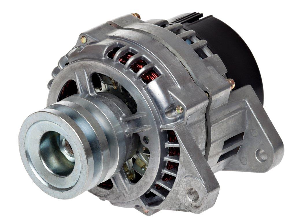 Принцип работы генератора автомобиля и его устройство