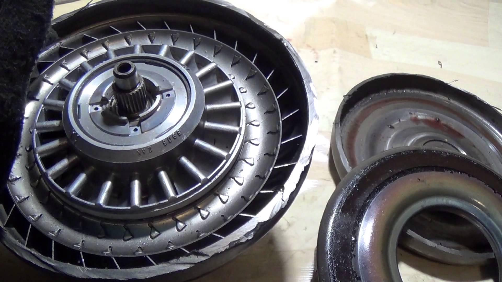 Гидротрансформатор ремонт своими руками