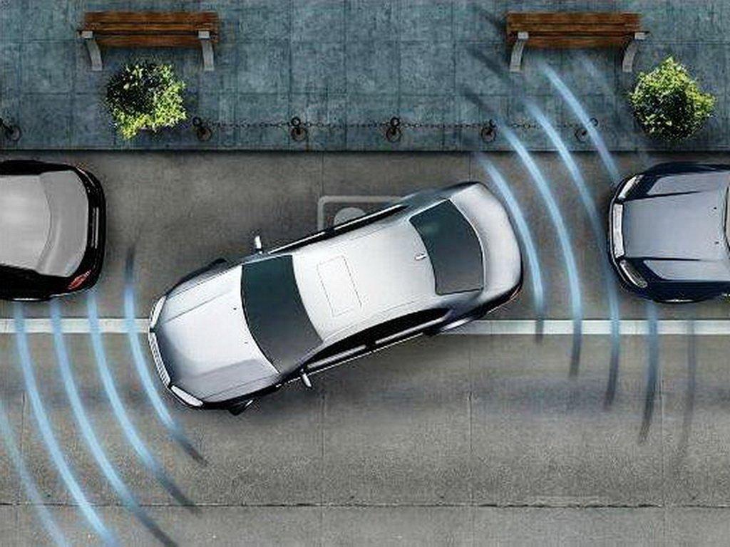 схема подключения парктроников pamoc