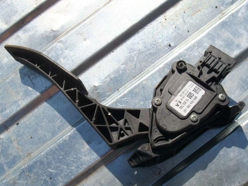 схема педаль газа в калине