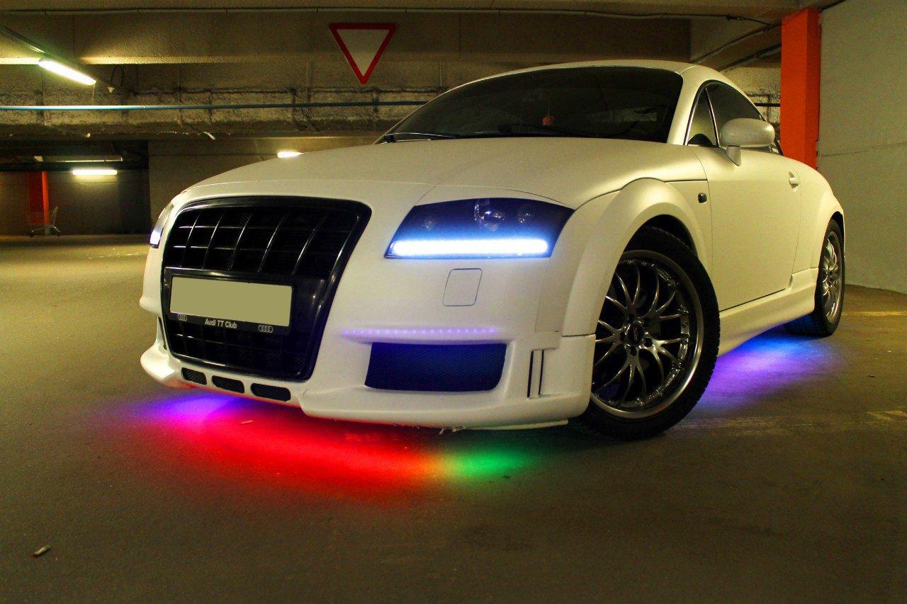 Неоновая подсветка своими руками » АвтоНоватор || Неоновая подсветка днища автомобиля - эффектный автотюнинг