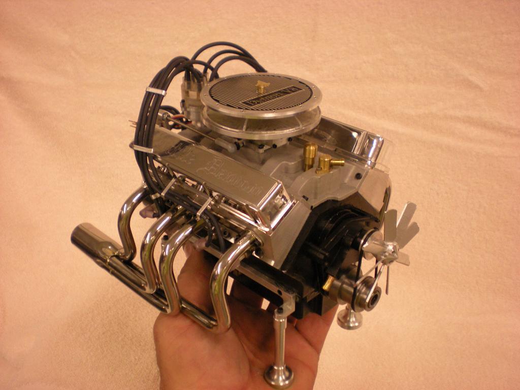 Мотор модели своими руками 156