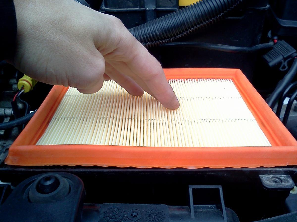 Воздушный фильтр своими руками на авто