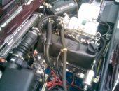 Под капотом ВАЗ 2107 инжектор