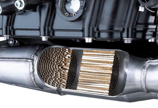 Снятие катализатора автомобиля