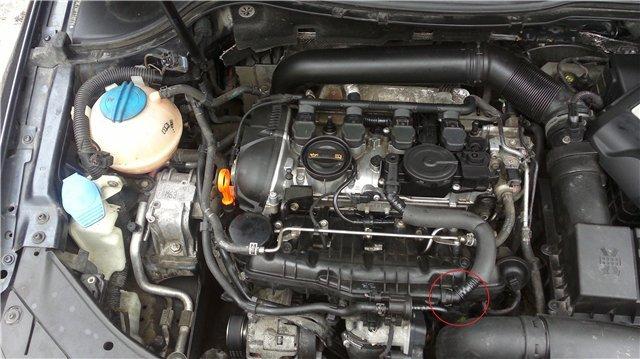 Глушение двигателя на холодную
