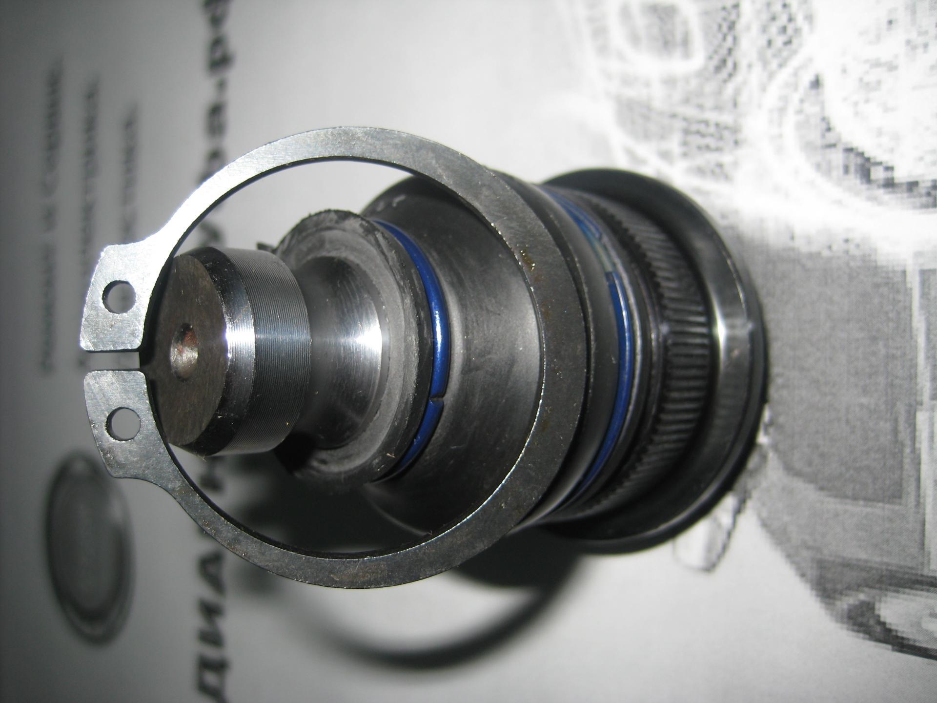 Замена шаровой опоры логан Замена глушителя хендай ах 35