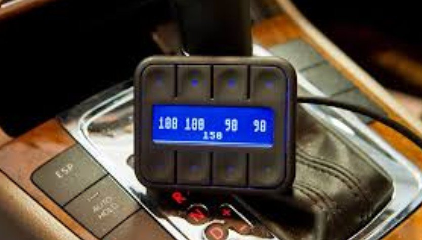 Автоматический контроллер пневмоподвески
