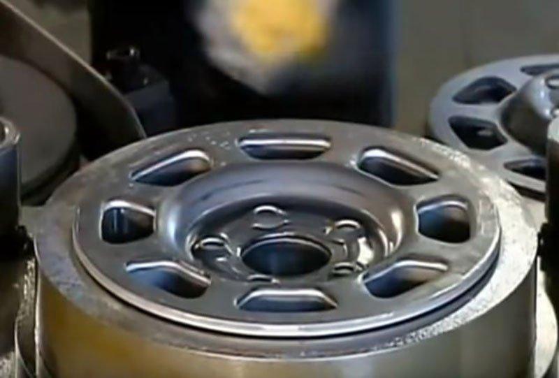 Круглая заготовка диска