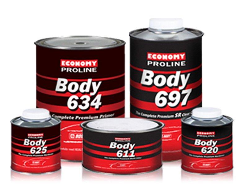 Составы от бренда Body