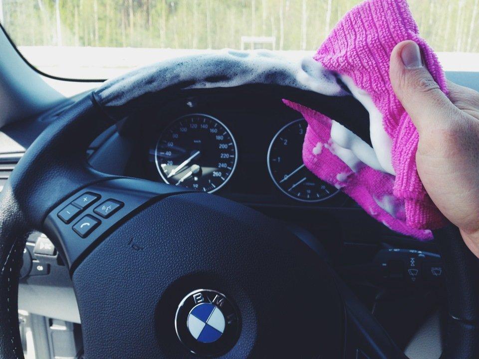 уход за рулём