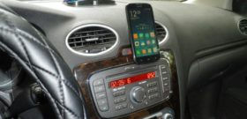Подключение телефона через AUX к магнитоле