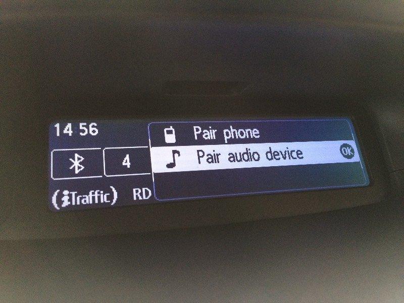 Подключение телефона к магнитоле через Bluetooth
