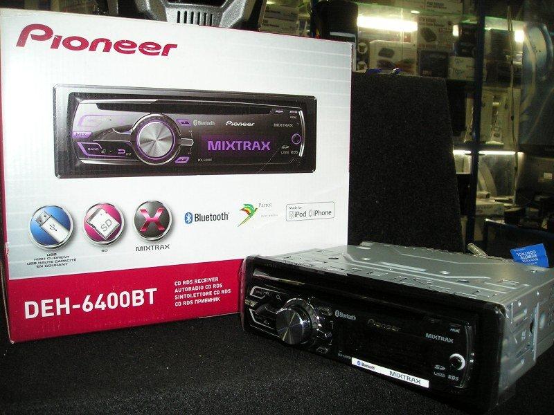 Pioneer DEH-6400BT