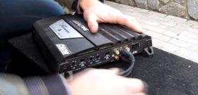Подключение RCA разъёмов