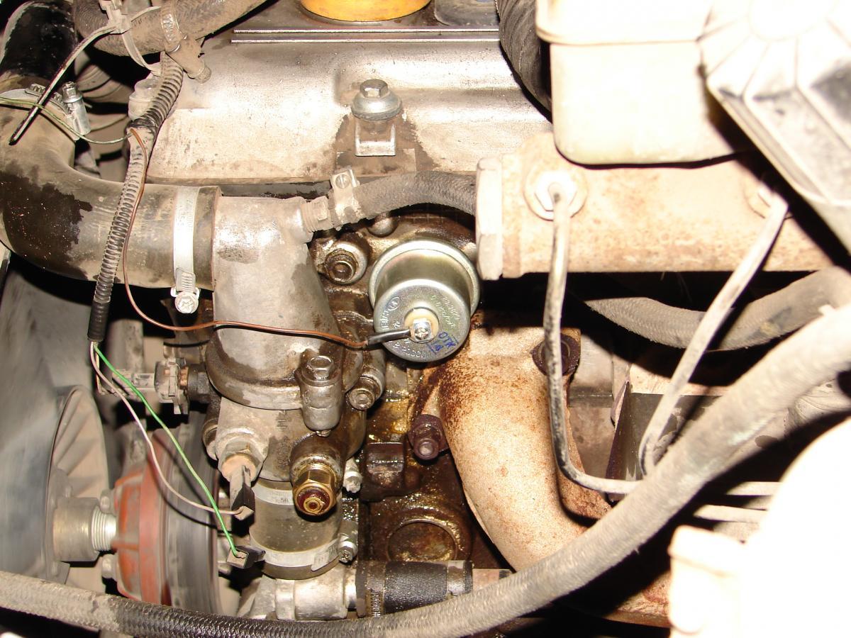 Схема расположения датчика давления масла фото 599