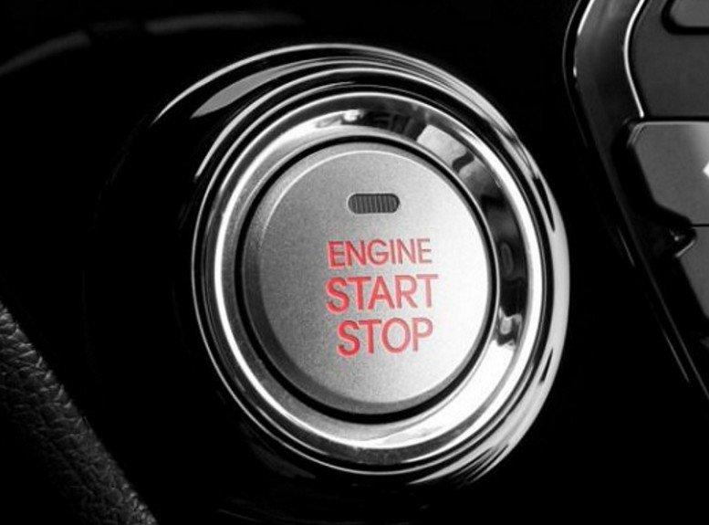 Кнопка «старт/стоп»