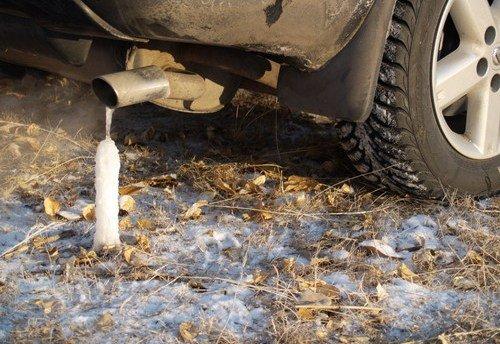 Ледяная пробка