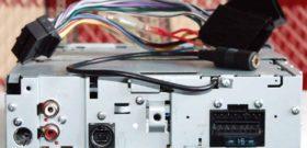 Подключение автомагнитолы в домашних условиях