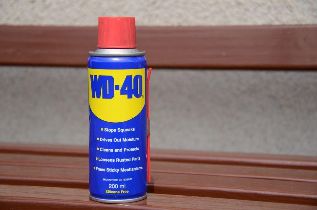 Смазывающее средство WD-40