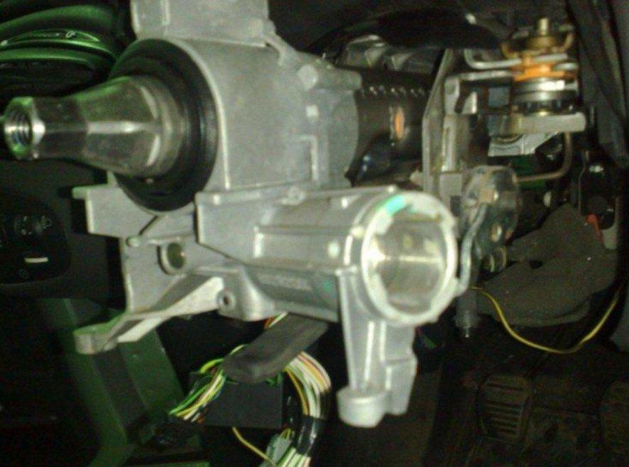 Схема кнопка запуска двигателя своими руками