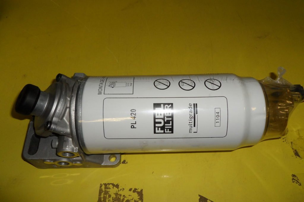 Фильтр с электронагревателем