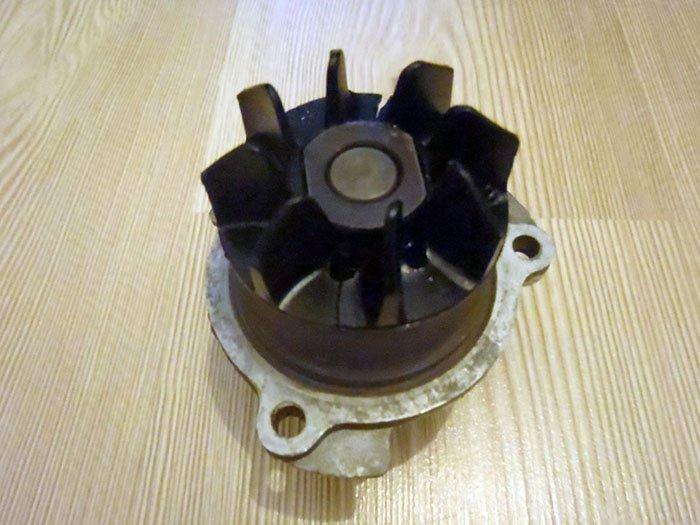 Крыльчатка водяного насоса ВАЗ 2108–099