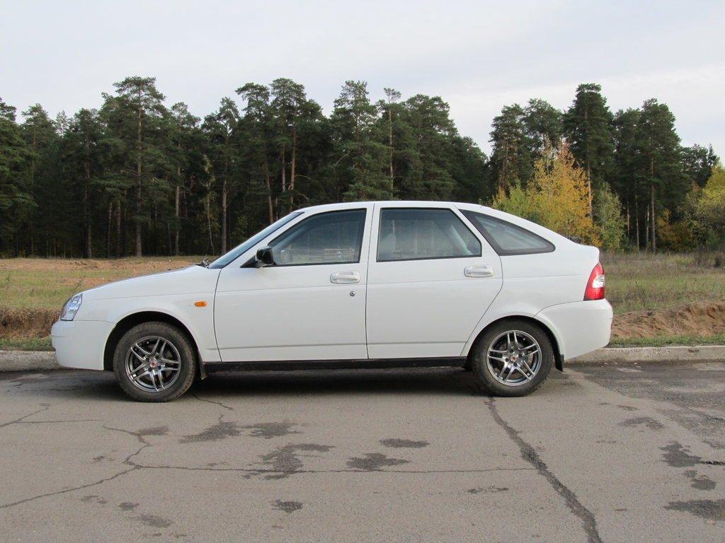 Автомобиль «Лада Приора»