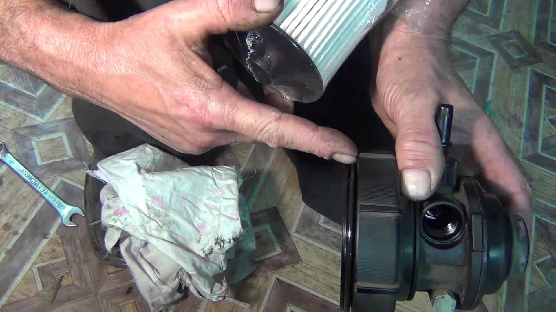 Замена топливного фильтра газель некст cummins своими руками 90