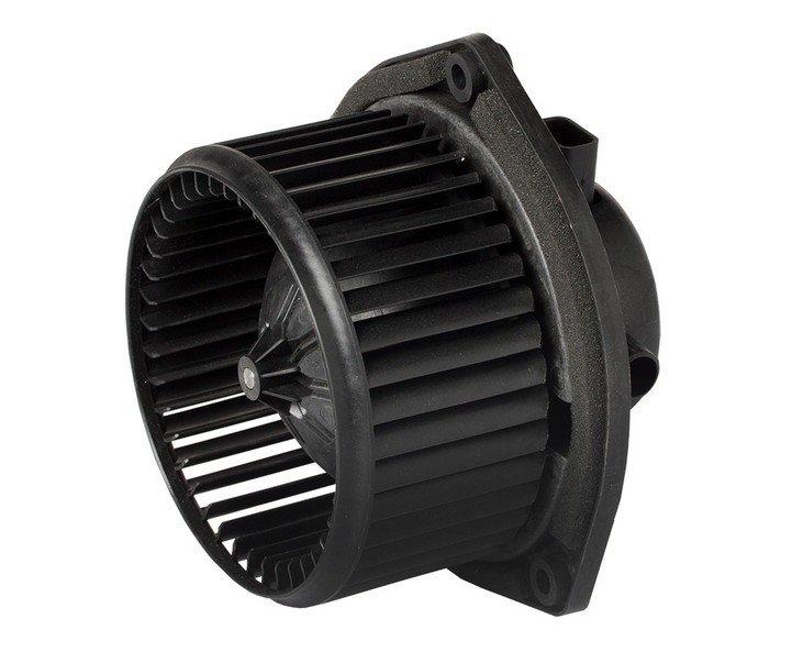 Вентилятор LUZAR для «Шевроле Нивы»