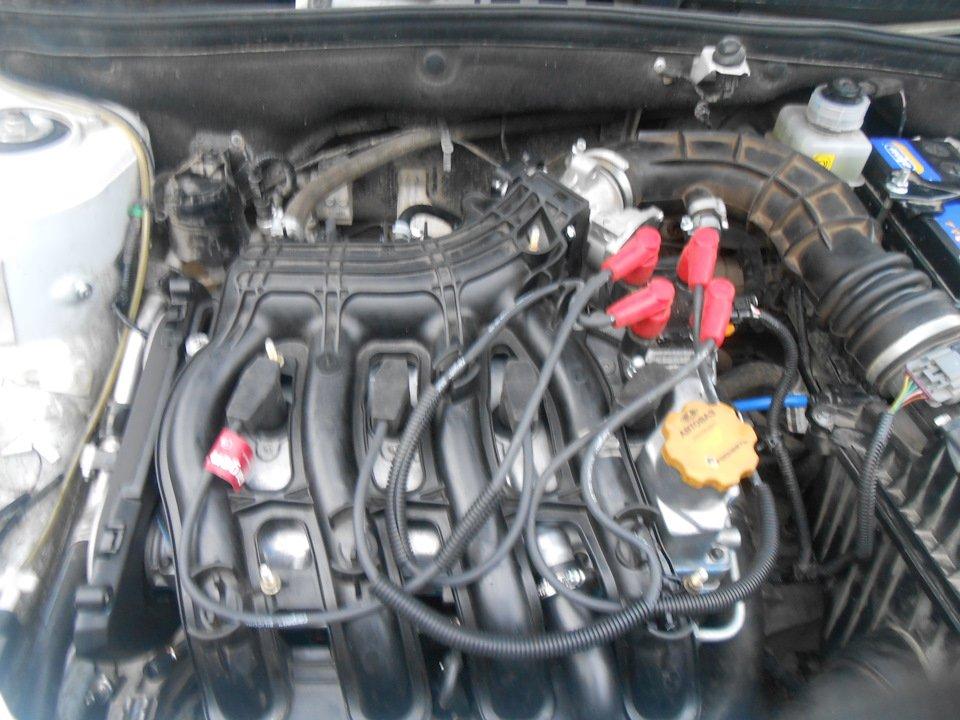 Двигатель ВАЗ с 16-ю клапанами