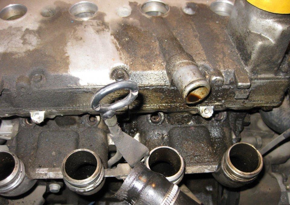 Шланг для вентиляции картера двигателя