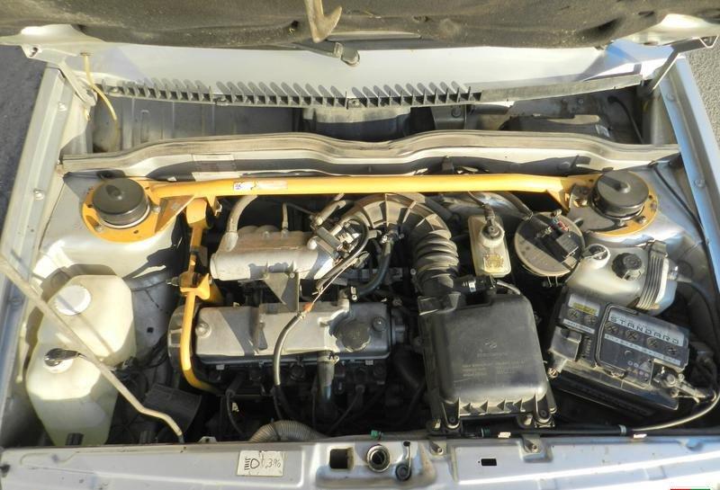 Восьмиклапанный двигатель для ВАЗ 2114–15