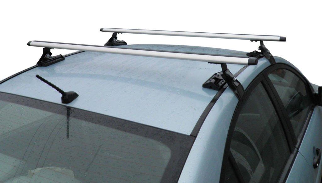 Универсальный багажник на гладкую крышу