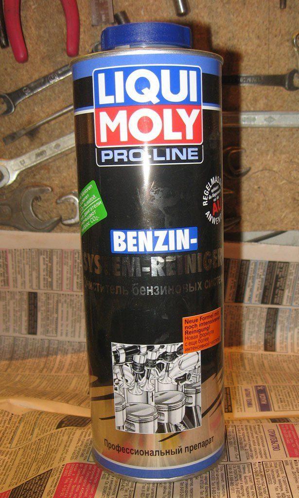Жидкость для очистки инжектора LIQUI MOLY