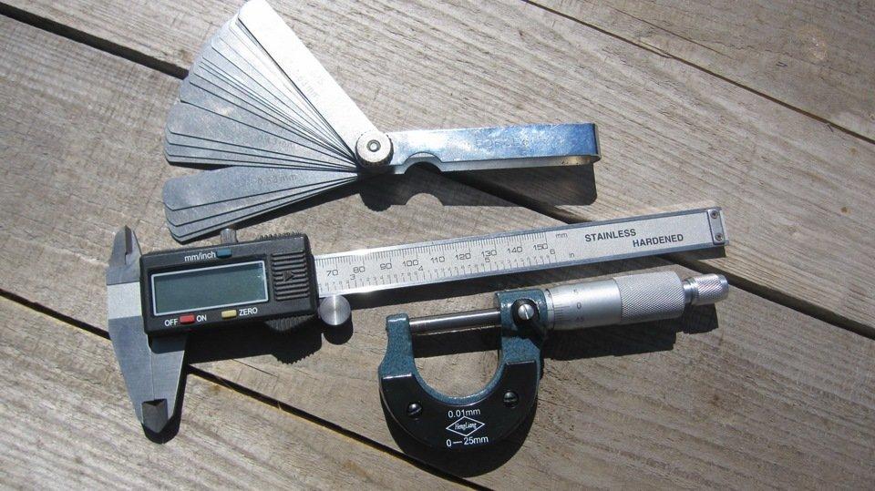 Инструменты для ремонта насоса